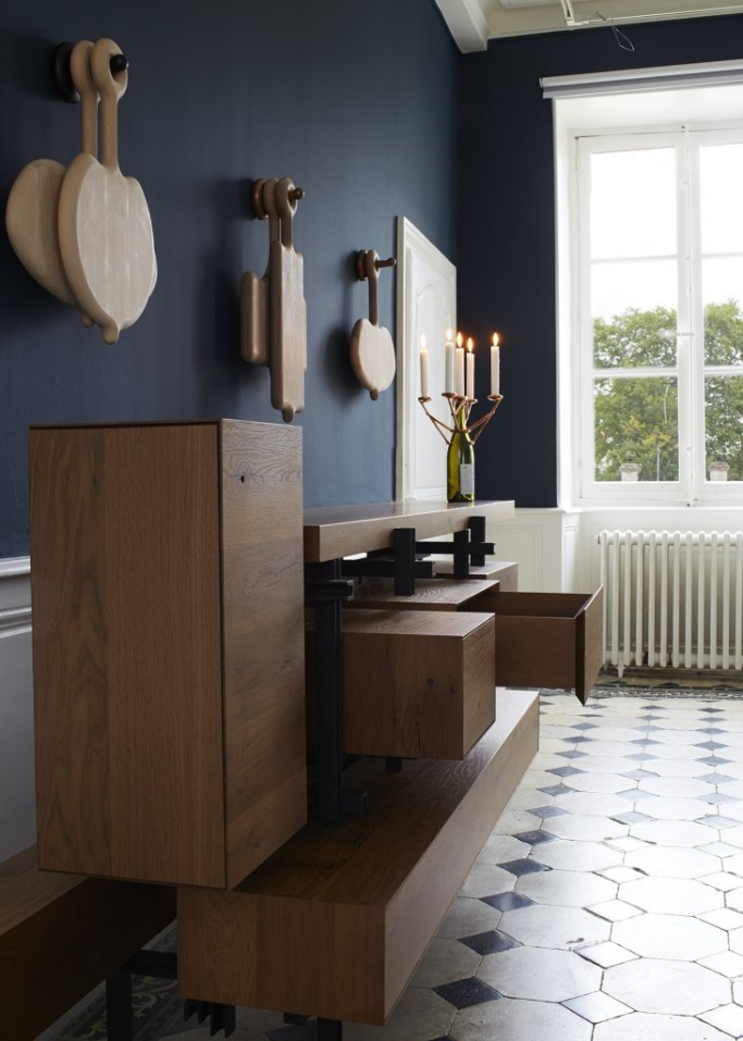 Roderik Vos kitchen design